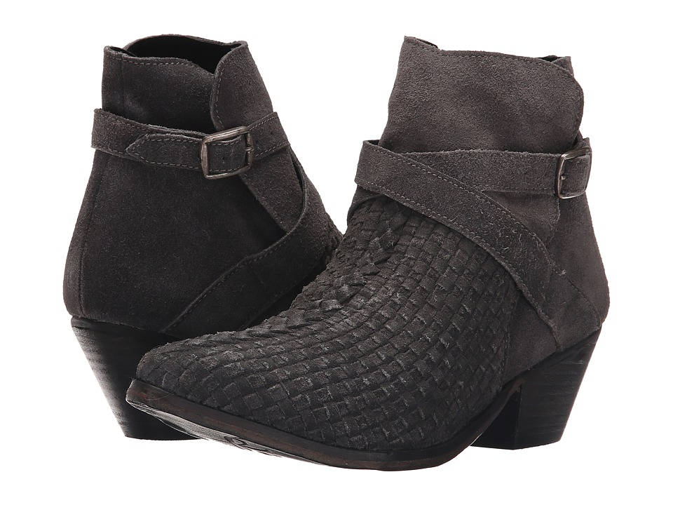 Free People - Venture Ankle Boot (Charcoal) Women