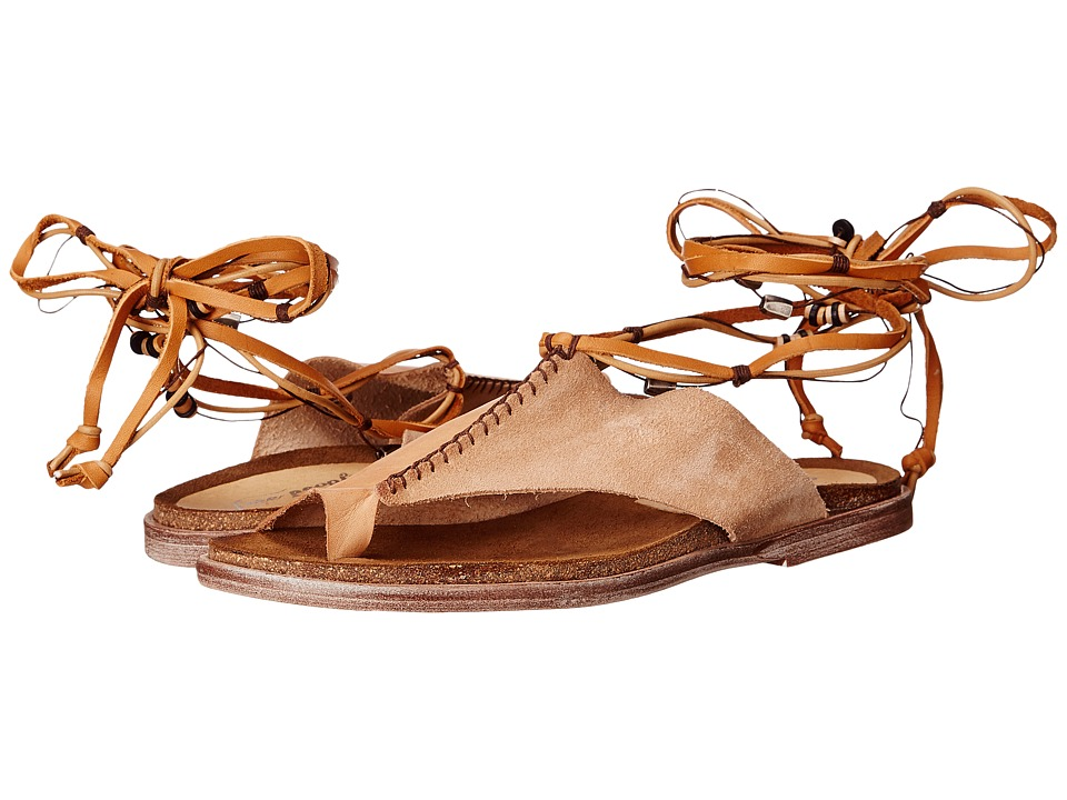 Free People Leigh Hill Footbed Sandal Desert Womens Sandals