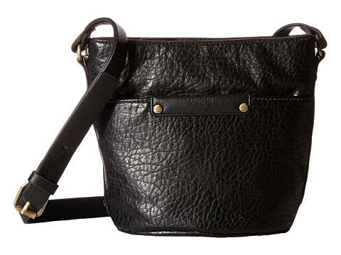 Kenneth Cole Reaction Hard & Soft Mini Crossbody Black - 6pm.com