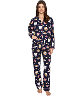 P.J. Salvage - Take Out Flannel PJ Set