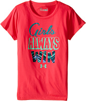 Under Armour Kids - Girls Always Win Tides (Little Kids)