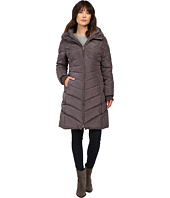 Jessica Simpson - Chevron Quilted Down with Hood