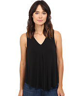 HEATHER - V-Neck Swing Tank Top