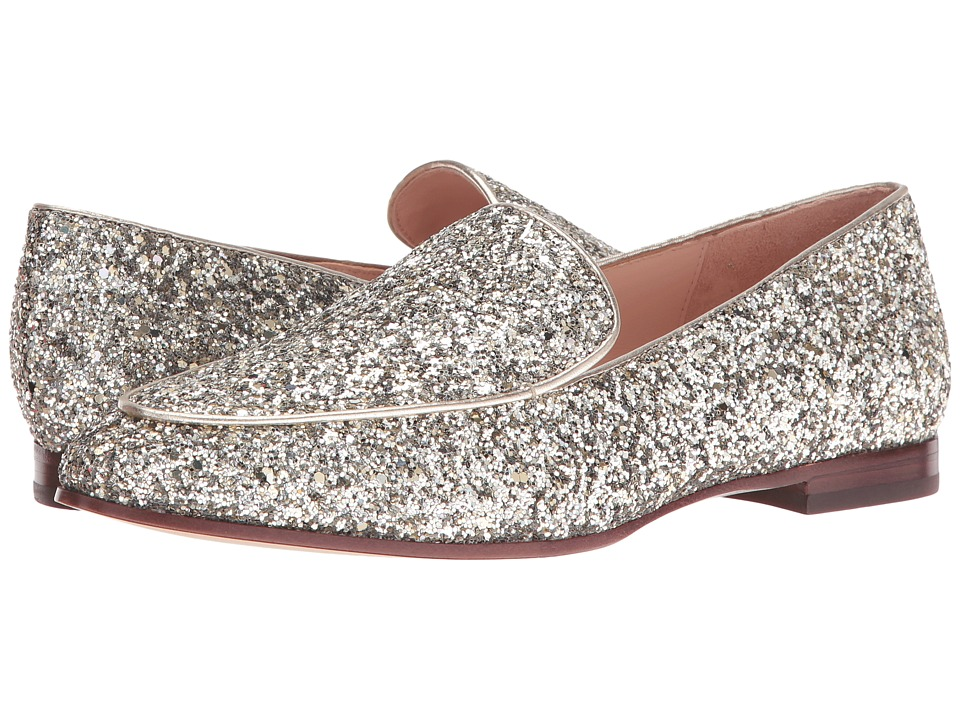 Kate Spade New York Calliope (Platino Multi Glitter/Metallic Nappa) Women