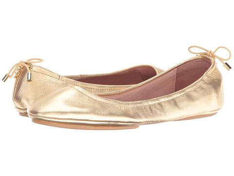 Kate Spade New York Globe - Gold Metallic Nappa