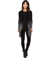 HEATHER - Ombre Long Sleeve Cardi