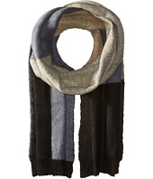 BCBGMAXAZRIA - Brushed Color Block Scarf
