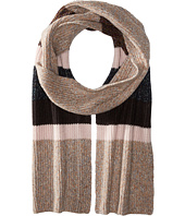BCBGMAXAZRIA - Marled Blocked Muffler