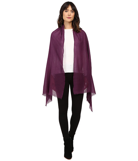 Love Quotes Travel Weight Cashmere Scarf - Crush
