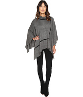 Michael Stars - In Check Turtleneck Poncho