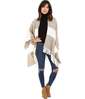 Michael Stars - Boucle Striped Cape
