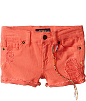 Lucky Brand Kids - High Roller Riely Denim Shorts (Toddler)