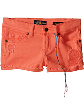 Lucky Brand Kids - High Roller Riely Denim Shorts (Little Kids)