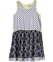Lucky Brand Kids - Mixed Print Dress (Big Kids)