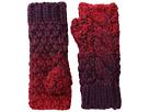Michael Stars Seeded Ombre Fingerless Gloves
