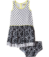 Lucky Brand Kids - Mixed Print Dress (Toddler)