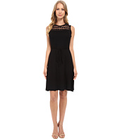 Calvin Klein - Lace Yoke Dress CD5N15B8