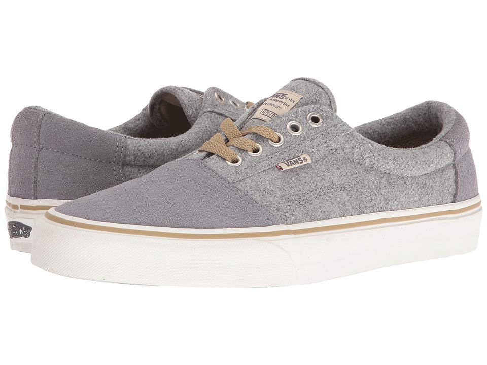 Vans - Rowley [Solos] ((Wool) Light Grey) Mens Skate Shoes