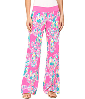 Lilly Pulitzer - Seaside Beach Palazzo Pants