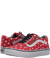Vans Kids - Old Skool Zip (Little Kid/Big Kid)