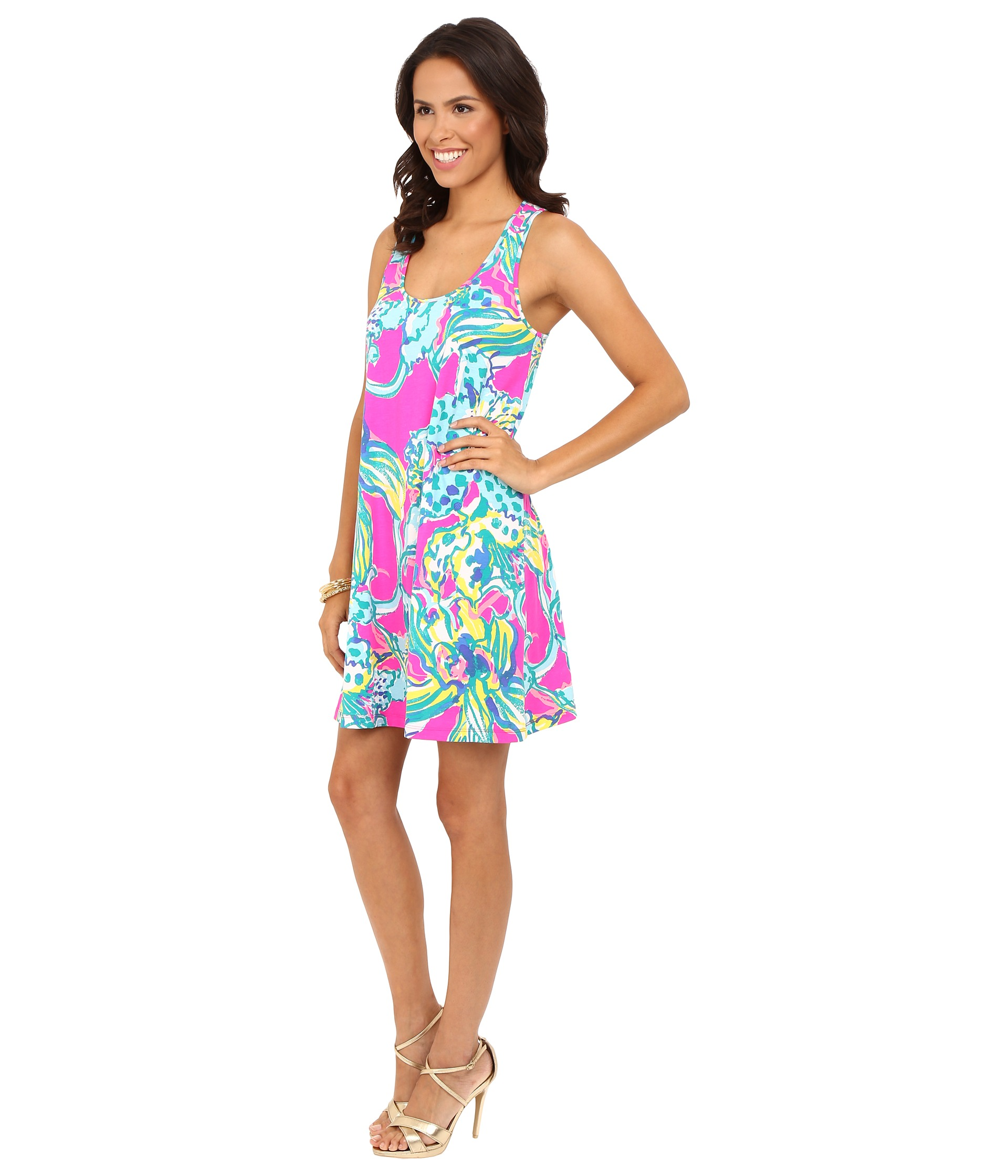 Lilly Pulitzer Melle Dress - Zappos.com Free Shipping BOTH ...