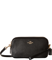 COACH - Polished Pebble Crossbody Clutch
