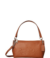 COACH - Embossed Horse and Carriage Charley Crossbody