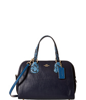 COACH - Color Block Exotic Nolita Satchel