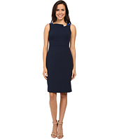 Adrianna Papell - Structured Oragami Sheath Dress