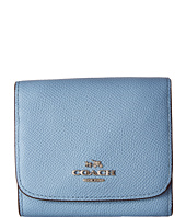 COACH - Color Block Small Wallet