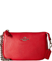 COACH - Polished Pebble Nolita Wristlet 15