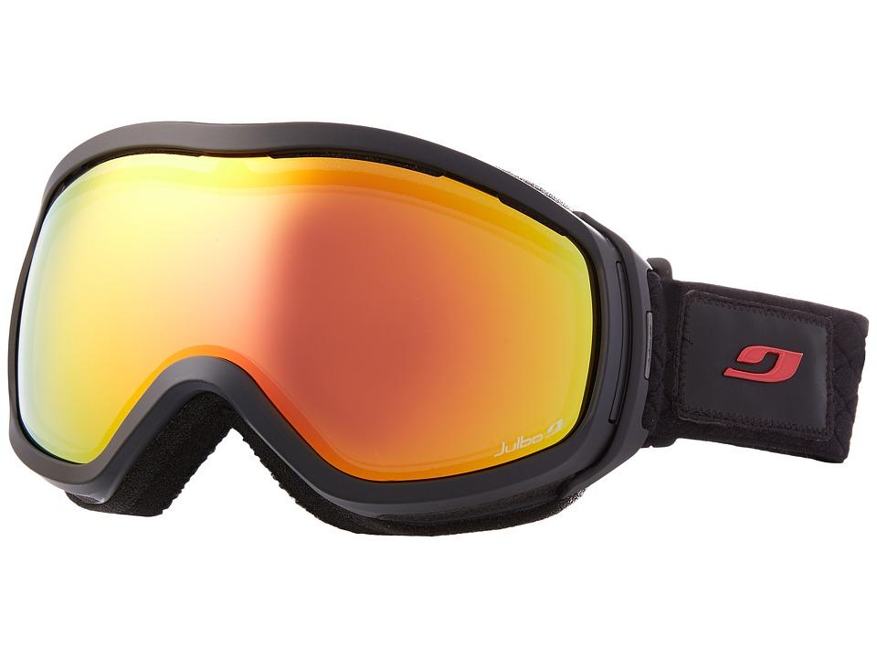 Julbo Eyewear Elara (Black/Red 2) Snow Goggles