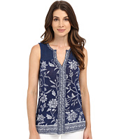 Lucky Brand - Floral Printed Tank Top