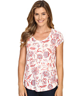 Lucky Brand - Indo Floral Tee