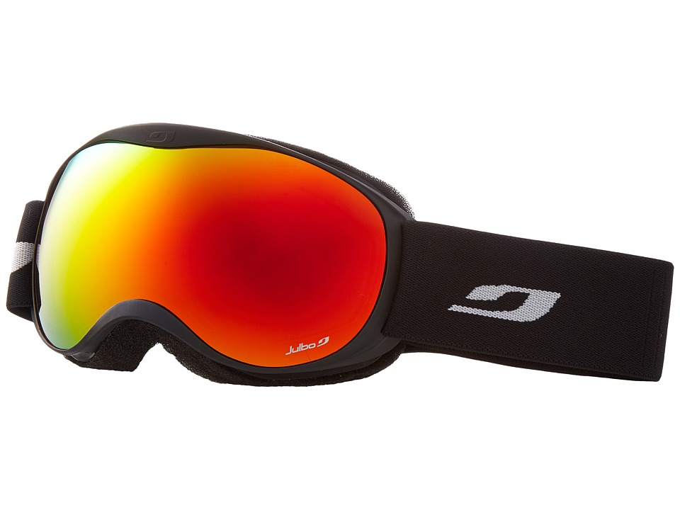 Julbo Eyewear Atmo Goggle (4-8 Years Old) (Black) Snow Goggles