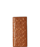 COACH - Signature Embossed Sport Calf Breast Pocket Wallet