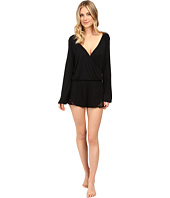 Only Hearts - Venice Long Sleeve Playsuit