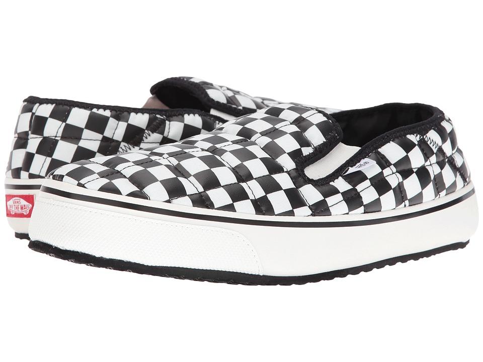 Vans Slip-Er ((Checkerboard) Marshmallow) Men