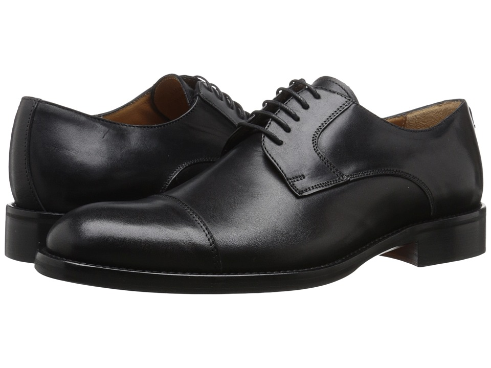 Kenneth Cole New York Travel Guide Black Mens Shoes