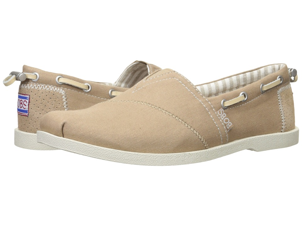 BOBS from SKECHERS Chill Luxe Traveler (Taupe) Women
