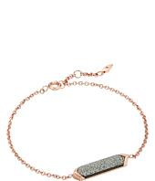 Fossil - Shimmer Stone Plaque Bracelet