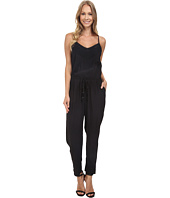Lucky Brand - Embroidered Jumpsuit