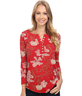 Lucky Brand - Red Floral Top