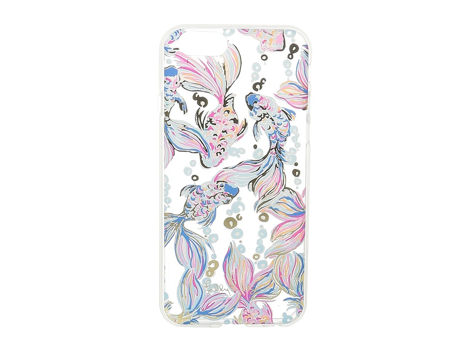 Lilly Pulitzer - iPhone 6 Cover (Clear Going Coastal) Cell Phone Case