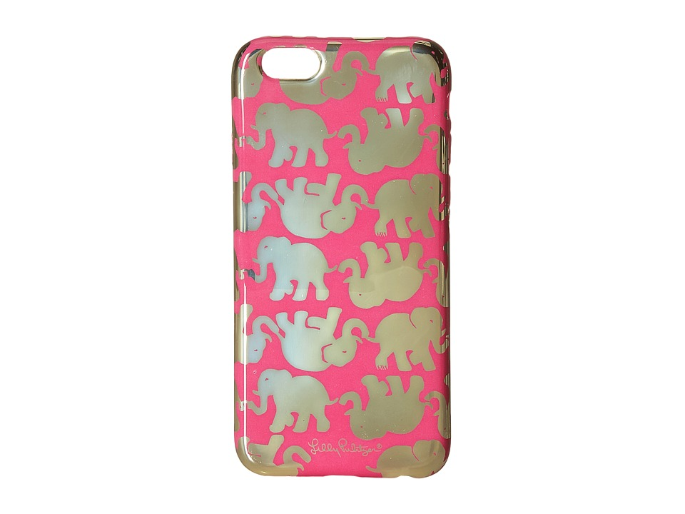 Lilly Pulitzer - iPhone 6 Cover (Magenta Tusk in Sun Tech) Cell Phone Case