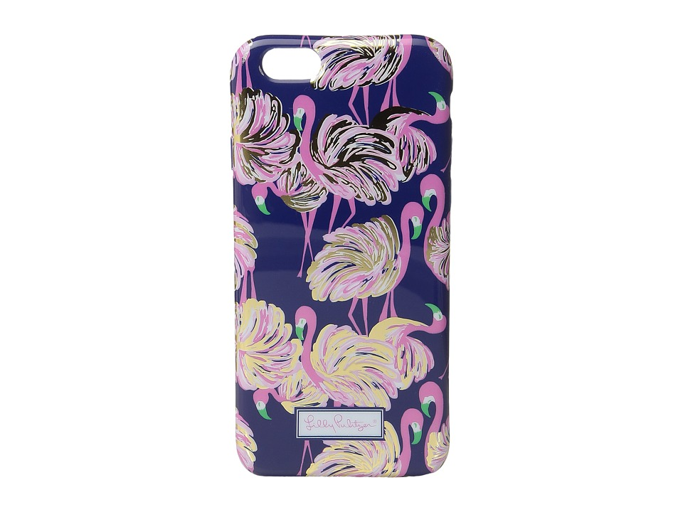 Lilly Pulitzer - iPhone 6 Cover (Resort Navy Gimme Some Leg) Cell Phone Case