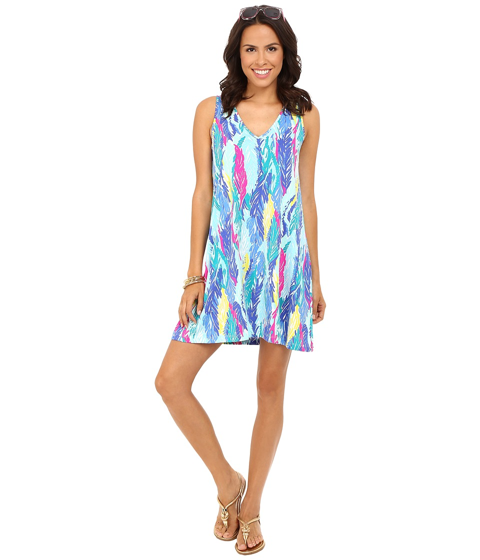 Lilly Pulitzer Blythe Dress (Multi Light as a Feather) Women