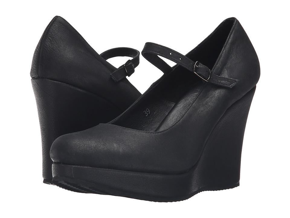 Cordani Wichita (Black Vintage Leather) Women