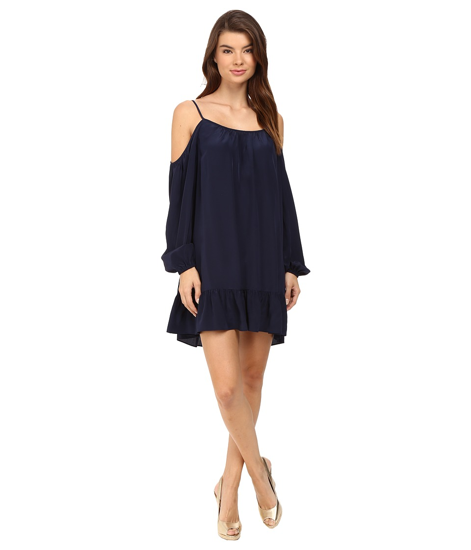 Lilly Pulitzer Candice Dress (True Navy) Women