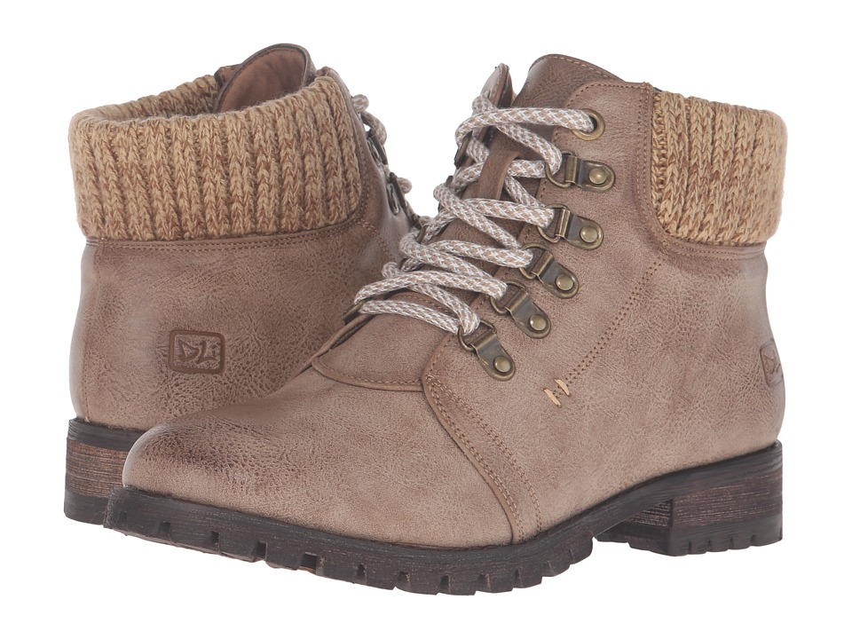 Dirty Laundry Treble (Taupe) Women